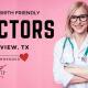 Natural Birth Friendly Doctors Longview TX - Image