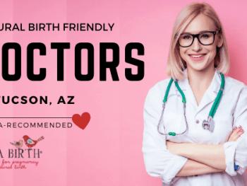 Natural Birth Friendly Doctors Tucson AZ - Image