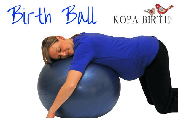 Natural Childbirth Kit Birth Ball