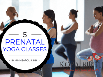 PRENATAL YOGA MINNEAPOLIS MN