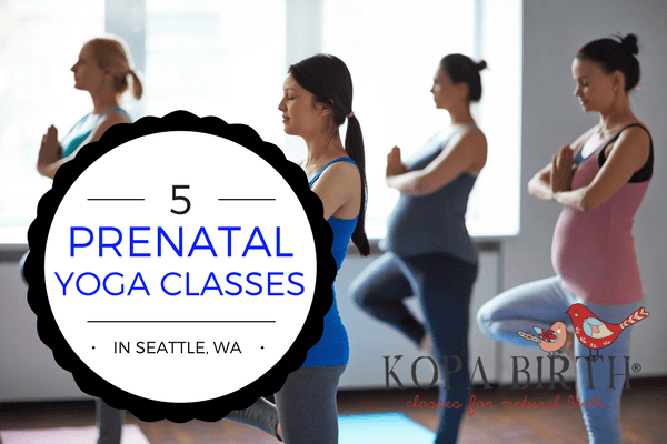 PRENATAL YOGA SEATTLE WA