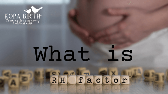 What is Rhesus Factor?