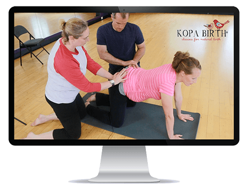 Online Birthing Classes for Natural Hospital Birth - Free Trial