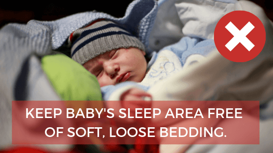 what do newborns sleep in - newborn sleep surface donts