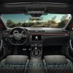 Octavia Iii Beautiful Interior Sport Line Emblem Kopacek Com Is Now Kopacek Com
