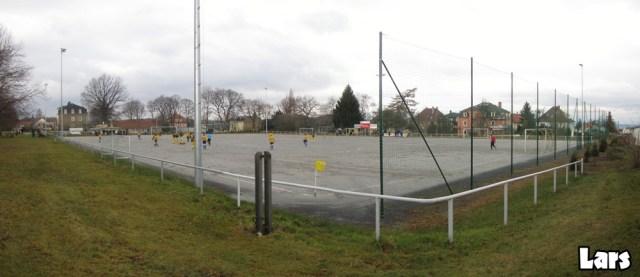 Sportanlage Friedhofstraße