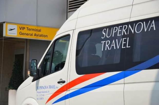 supernova travel minibus