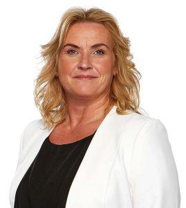 Karen Elísabet Halldórsdóttir, bæjarfulltrúi