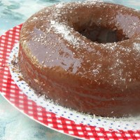 Εύκολο Νηστίσιμο Κέικ  Σοκολάτας