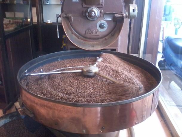Καφές καβουρδισμένος εικόνα