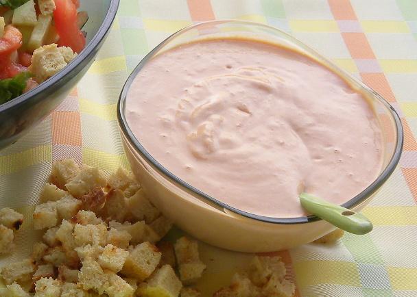 Σως για σαλάτα του σεφ εικόνα