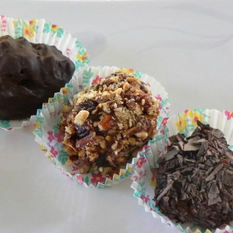Σοκολατένιες Τρούφες