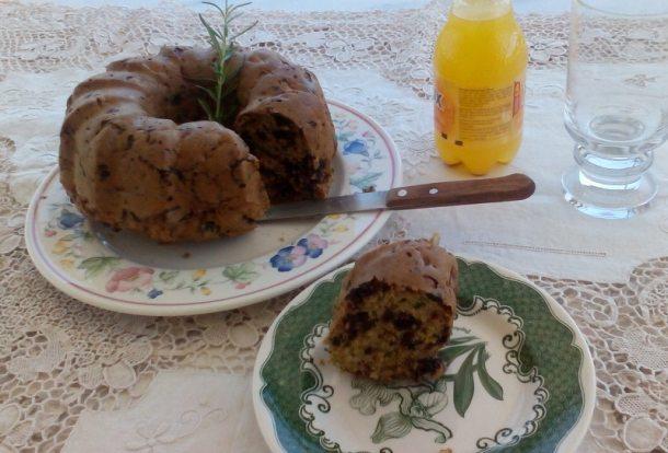 Αλμυρό Κέικ Ελιάς με Ταχίνι Φωτογραφία