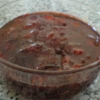 Σάλτσα (Κουλί) Φράουλας
