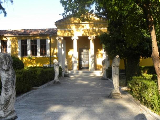 Αρχαιλογικό Μουσείο Σπάρτης εικόνα