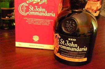 Κουμανδαρία St. John εικόνα