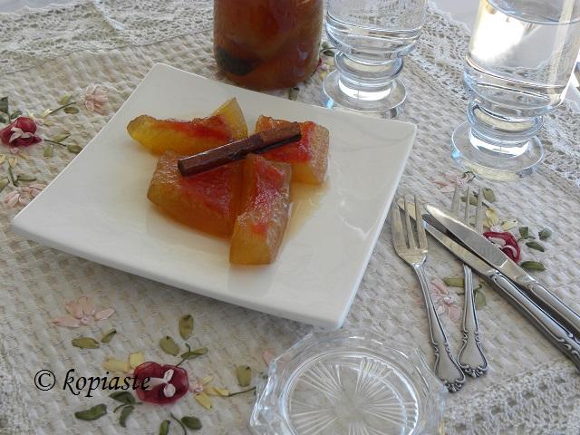 Αρωματικό Γλυκό Καρπούζι με μίνι Καρπουζάκια και όχι μόνο