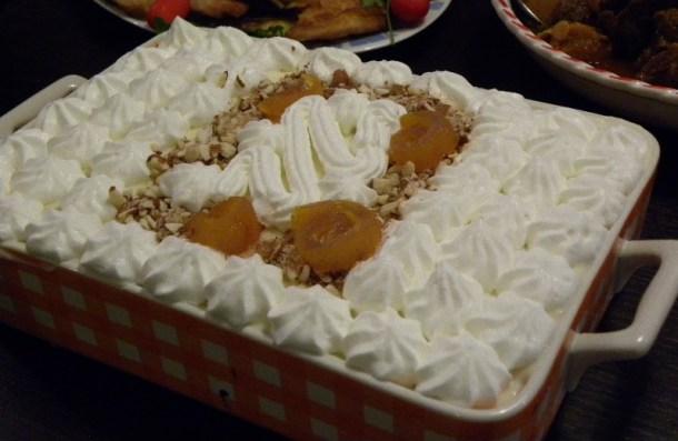 Εκμέκ Κανταΐφι με κρέμα πορτοκαλιού εικόνα