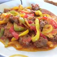 Εύκολο Σπετζοφάι και άλλες συνταγές με την Πικάντικη Σάλτσα μου