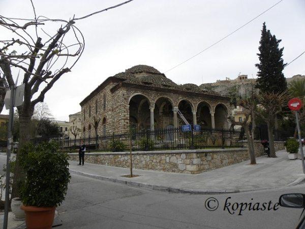 Αθήνα Φετιγιέ Τζαμί (Τζαμί της Νίκης)