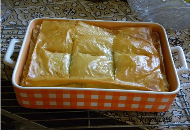 Kotopita chicken pie