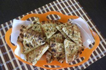 Σπιτικά τσιπς με Ελληνικές πίτες εικόνα