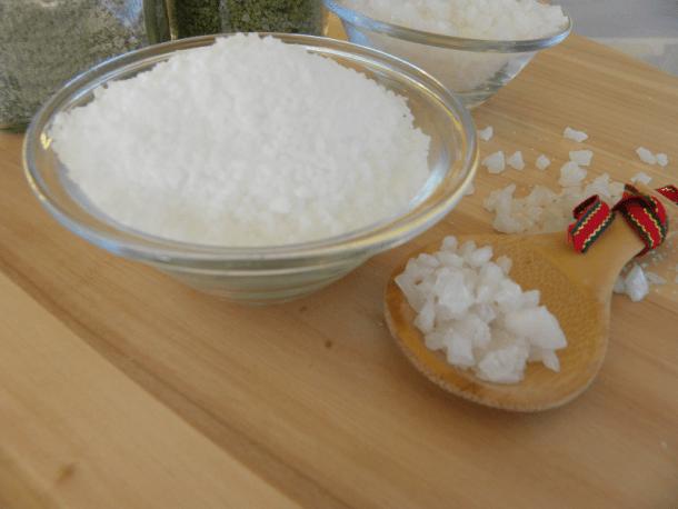 Χονδρό Θαλασσινό Αλάτι Εικόνα