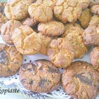 Κούκις με Σοκολάτα, Παστέλι και Φυστικοβούτυρο- Λακωνία μέρος ΙΙ