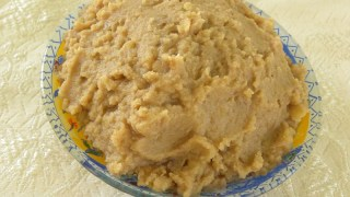 How to make Chestnut Puree