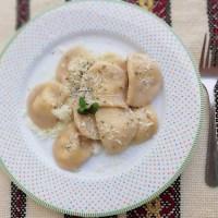 Ravioles (Cypriot ravioli)