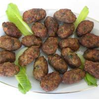 Cypriot Keftedes (Meat Balls)