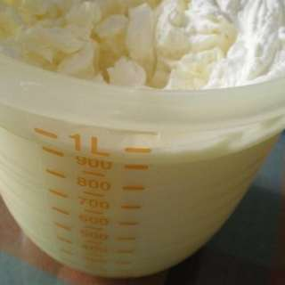 How to make Chantilly cream or Whipped cream