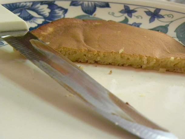 Pancake cut picture