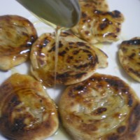 Making Pischies (fried pastry) with video