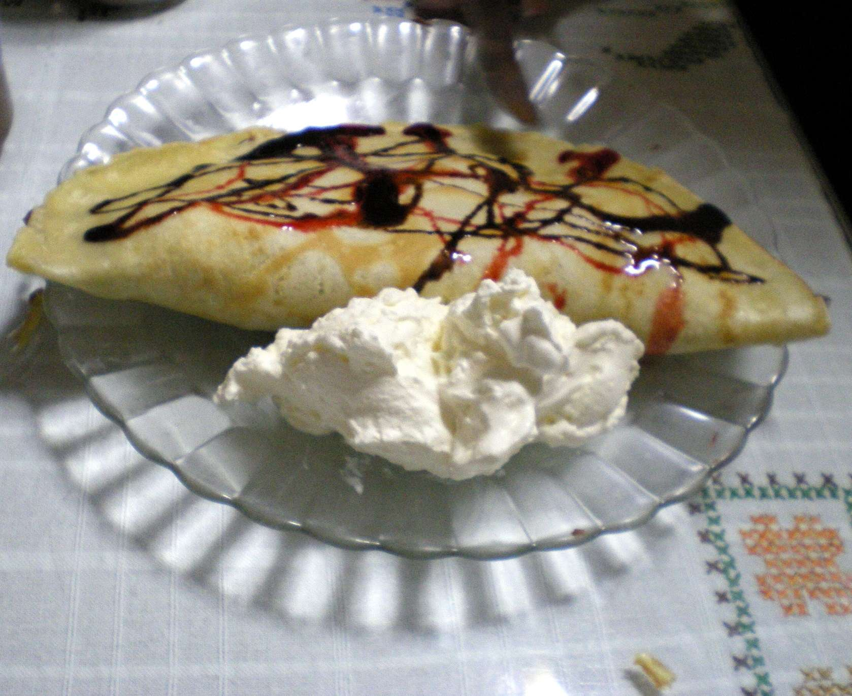 Crêpes and Pancakes