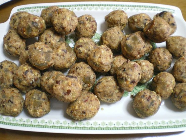 Shaping truffles image