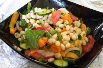 Fassolia crunch salad image