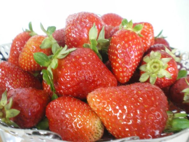 strawberries image