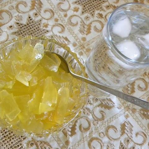 Glyko Karpouzi - Watermelon Rind Preserve (spoon sweet)