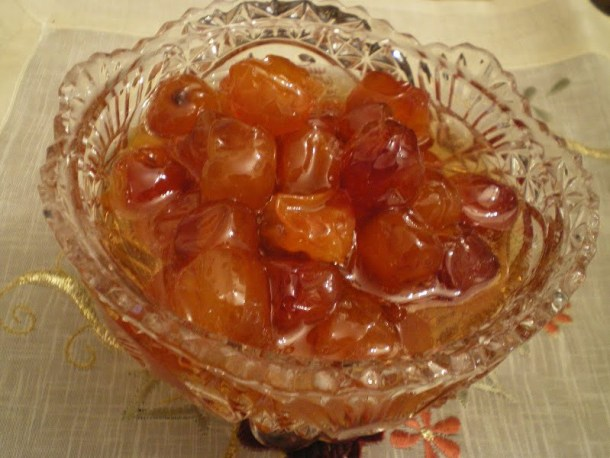 bowl of cherries image