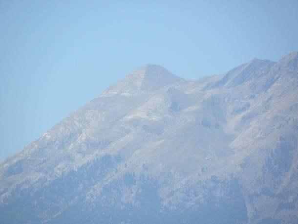 Pyramid on Tayettus mountain image
