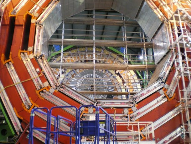 Large Hadron Collider photo