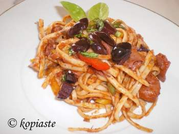 linguine-with-kalamari