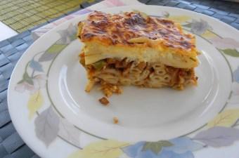 Vegetarian pastitsio image