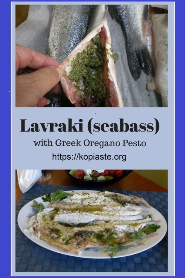 Lavraki (seabass) image