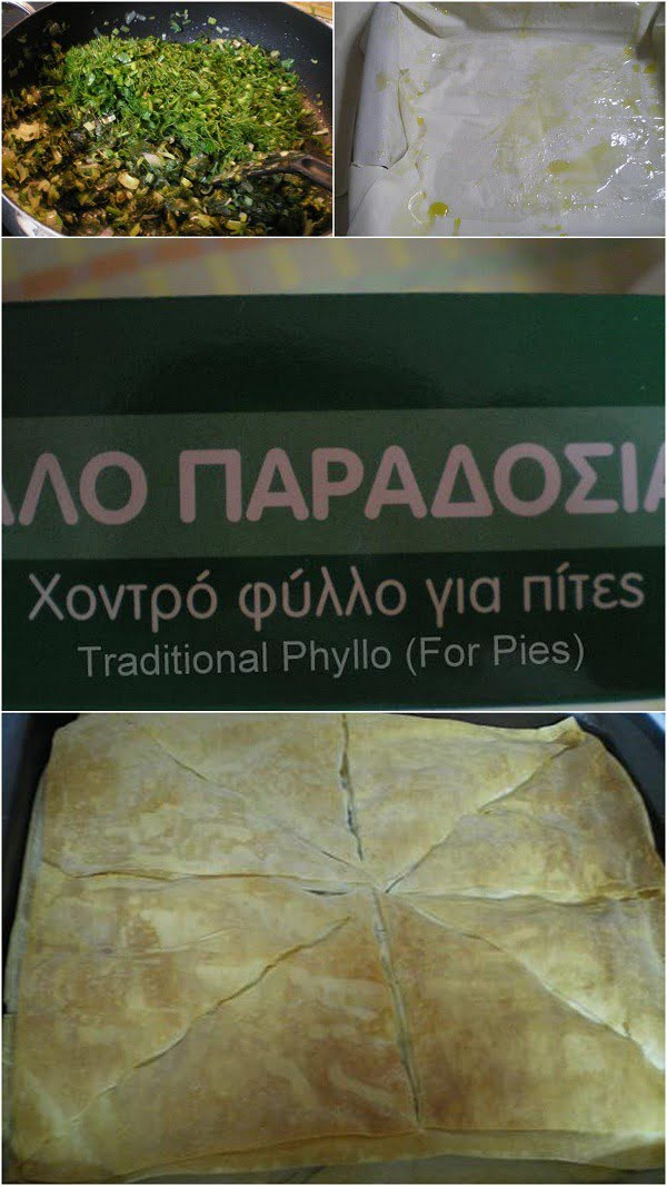 collage spanakopita nistisimi