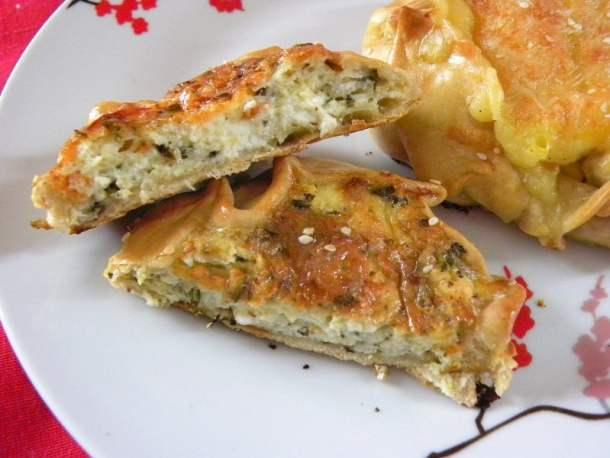 Chicken galette image