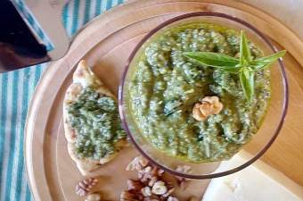 Mint pesto image