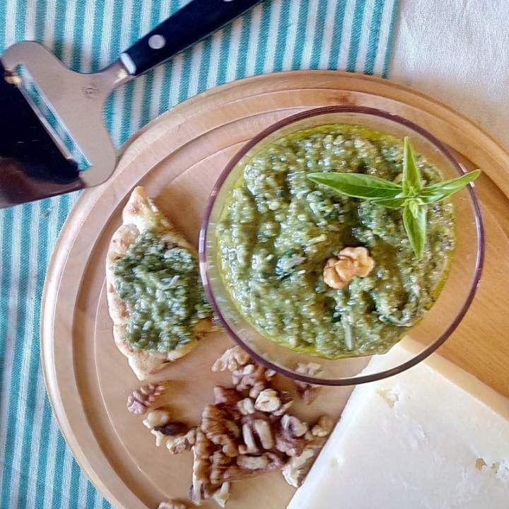 Mint PestO for Ovarian Cancer