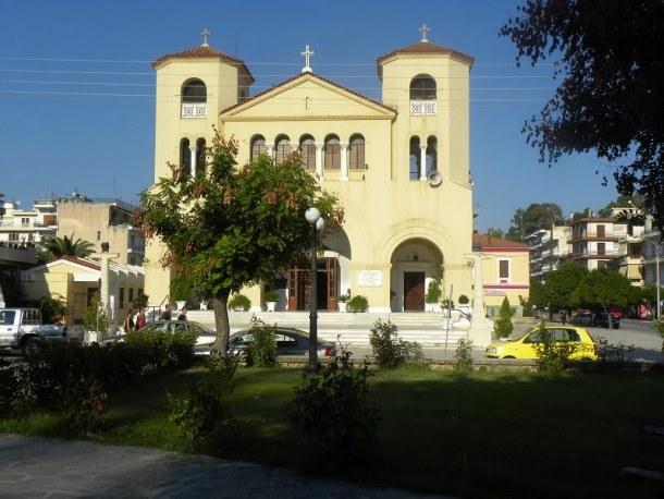 Agios Nikon in Sparti image